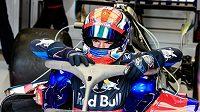Pierre Gasly už je opět jezdcem týmu Toro Rosso.