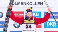 Norský biatlonista Henrik L´Abée-Lund ukončil sportovní kariéru.