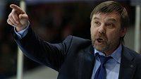 Trenér Olegs Znaroks
