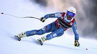 Norský lyžař Kjetil Jansrud vyhrál v Santa Caterině superobří slalom.