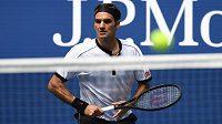 Roger Federer útočí na svůj 21. grandslamový vavřín