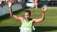 Hendrik Ramaala z Jižní Afriky vyhrál slavný maratón v New Yorku, na olympiádě se ale nikdy nevešel do TOP10.