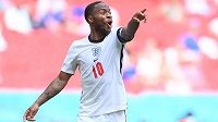 Anglie zvítězila v úvodním uktání skupiny D fotbalového EURO nad Chorvatskem. Zápas rozhodl v 57. minutě Raheem Sterling.