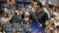 Britský tenista Andy Murray si postěžoval na svého španělského soupeře Fernanda Verdasca.