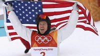 Americký snowboardista Shaun White vybojoval v Pchjongčchangu třetí olympijské zlato v U-rampě.