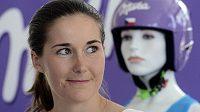 Slalomářka Šárka Strachová se chystá v dokumentu poodhalit své soukromí i tréninkové metody.