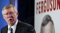 Sir Alex Ferguson, někdejší trenér Manchesteru United