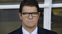 Trenér ruských fotbalistů Fabio Capello stále čeká na vyplacení mzdy.