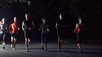 Zkusili jste běhat v noci? Určitě to má své kouzlo, pokud tedy nechodíte na noční.