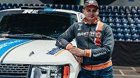 Bývalý autokrosový šampión Boris Vaculík si vyzkouší slavný Dakar.