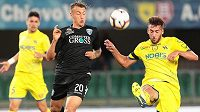 Fotbalistům Chieva Verona opět hrozí odpočet 15 bodů za podvody v účetnictví.