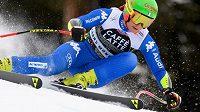 Italská sjezdařka Johanna Schnarfová přijde o celou sezonu Světového poháru.