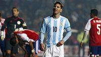Lionel Messi se v semifinále Copy América proti Paraguayi dočkal svého 400. kariérního vítězství.