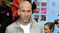 Legendární fotbalista Zinedine Zidane brzy získá profesionální trenérskou licenci.