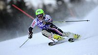 Kryštof Krýzl - slalom SP ve Wengenu