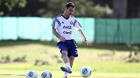 Argentinský fotbalista Lionel Messi