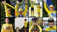 Sedmkrát v řadě slavil Lance Armstrong pod Vítězným obloukem v Paříži triumf na Tour de France. Po odhaleném dopingovém skandálu byl z historie Staré dámy vymazán.