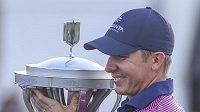 Carlos Ortiz vybojoval na turnaji v Houstonu první titul na okruhu PGA