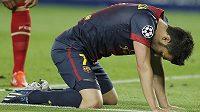 Deziluze Davida Villy, Barcelona utržila od Bayernu debakl i v odvetě.