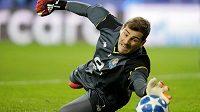 Iker Casillas z Porta.