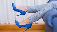 Vysoké podpatky nebudou pro maraton to pravé, nebo ano? (ilustrační foto)