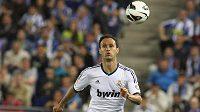 Ricardo Carvalho v dresu Realu Madrid.