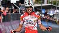 Italský cyklista Fausto Masnada vyhrál šestou etapu slavného závodu Giro D'Italia.