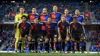 Fotbalisté FC Basilej