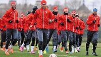 Fotbalisté Viktorie Plzeň v sobotu zahájili zimní přípravu.