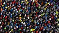 Prahu oživují běžci už čtvrtinu jednoho století.