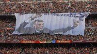S trenérem Luisem Enriquem se na Camp Nou už fanoušci rozloučili, kdo bude jeho nástupcem?