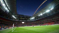 Londýnský fotbalový chrám ve Wembley by mohl hostit závěr ME v roce 2020
