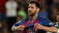 Fotbalový kanonýr Lionel Messi z Barcelony získal počtvrté v kariéře Zlatou kopačku určenou pro nejlepšího střelce evropských lig.