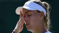 Bývalá světová tenisová jednička Angelique Kerberová neprožívá zrovna nejvydařenější období v kariéře.