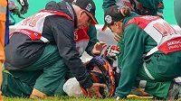 Hvězdný superbikový závodník Matheus Barbosa zemřel po nehodě na okruhu Interlagos v Brazílii. Nepomohla mu ani okamžitá lékařská pomoc. (ilustrační foto)