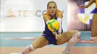 Adéla Stavinohová z Olomouce.