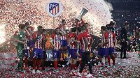 Atlético slaví, v Lyonu vyhrálo finále EL.