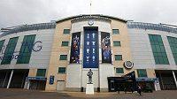 Stadión fotbalistů Chelsea.
