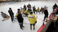 Hokejisté Litvínova zahájili přípravu na novou extraligovou sezónu.