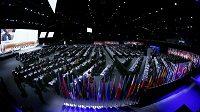 Mezinárodní kongres FIFA v Curychu.