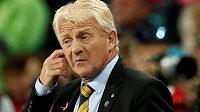 Gordon Strachan už není trenérem skotské fotbalové reprezentace.
