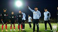 Fotbalová reprezentace Jižní Koreje se také potýká s koronavirem.