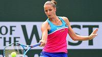 Karolína Plíšková v Indian Wells končí ve čtvrtfinále.