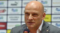 Nový trenér Adrián Guľa se chopil zimní přípravy fotbalistů Viktorie Plzeň.