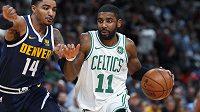 Kyrie Irving dostal v zámořské NBA pokutu 25 000 dolarů