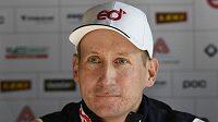 Šéf týmu eD system Bauer Teamu v dálkových bězích na lyžích Lukáš Bauer.