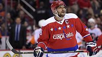 Útočník Washingtonu Alexandr Ovečkin se Uktání hvězd NHL nezúčastní.