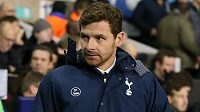 Trenér André Villas-Boas na lavičce Tottenhamu Hotspur skončil.