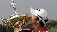 Překvapivým vítězem turnaje v Irvingu se stal Korejec Pe Sang-mun.
