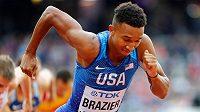 Úřadující mistr světa v běhu na 800 metrů Donavan Brazier překvapivě neuspěl na atletickém šampionátu USA v Eugene a na olympijských hrách v Tokiu bude chybět.